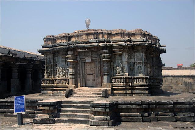 Veeranarayana Temple, Belur.