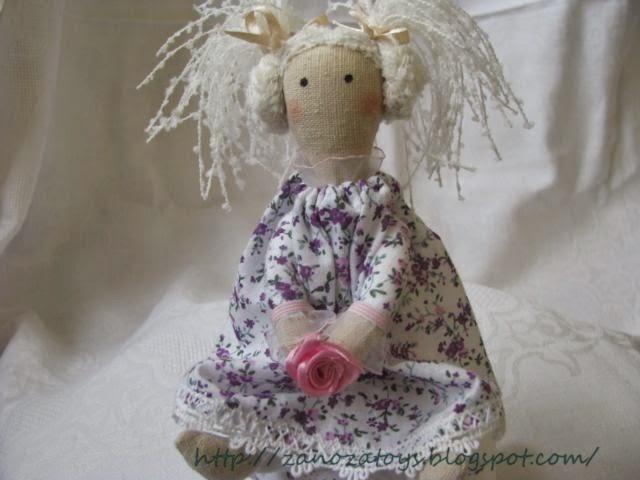 Кукла тильды принцесса на горошине выкройка фото 895