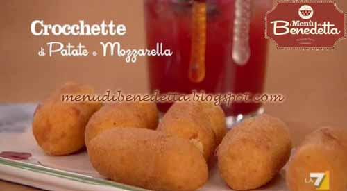 Crocchette di patate e mozzarella ricetta da i men di for Mozzarella in carrozza parodi