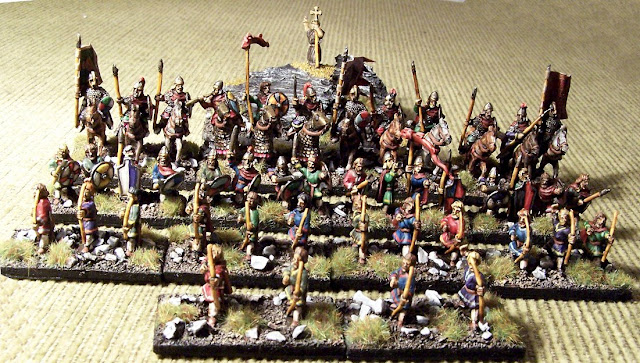 II/82 Later Visigothic DBA Army