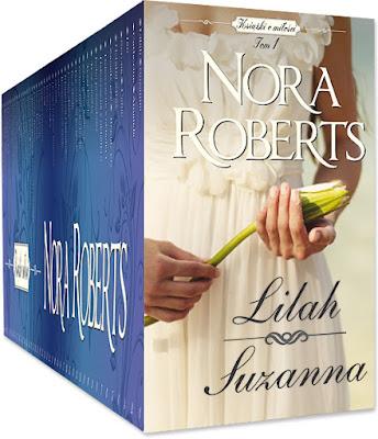 Książki o miłości - Nora Roberts, czyli nowa kolekcja w kioskach!