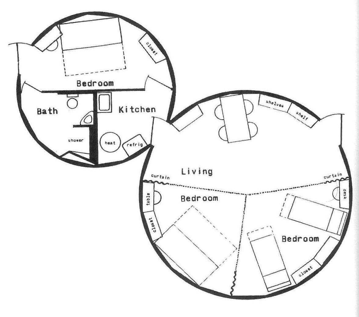 Dymaxion Deployment Unit Floor Plan From Your