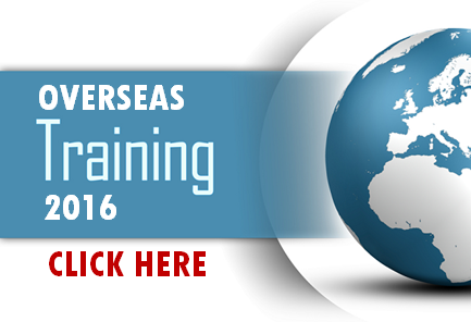 Overseas Training 2016
