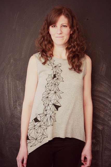 flutter tshirt sewing tutorial