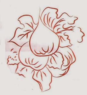 desenho de figos para pintar