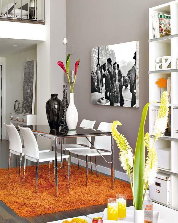 Click Pic For 40 Small Apartment Ideas: Decoración Fácil: DISEÑAR UN PEQUEÑO APARTAMENTO