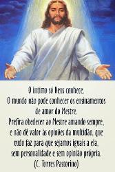 """""""AMAI-VOS UNS AOS OUTROS COMO EU VOS AMEI"""" - JESUS"""