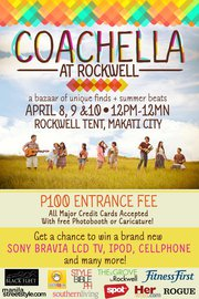Coachella Bazaar at Rockwell