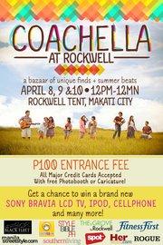 Coachella Bazaar at Rockwell