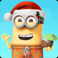 Minions Paradise v6.1.2350 Apk Mod (Lots of Money)