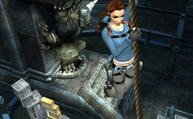 Tomb Raider Legend PC Games Screenshots