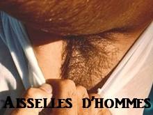AISSELLES D'HOMMES