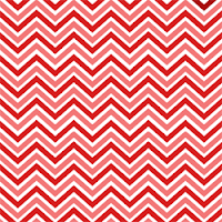 printable red and pink chevron