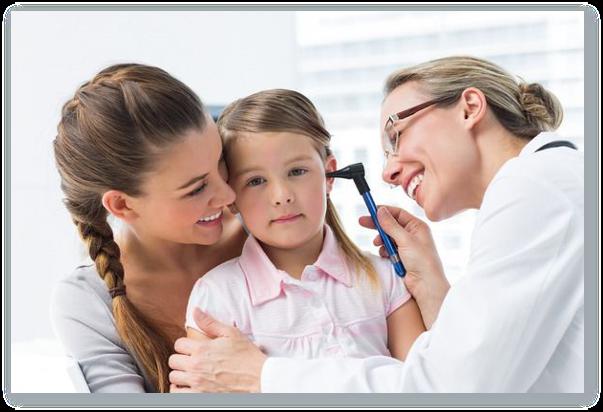 Problemele urechii la copii