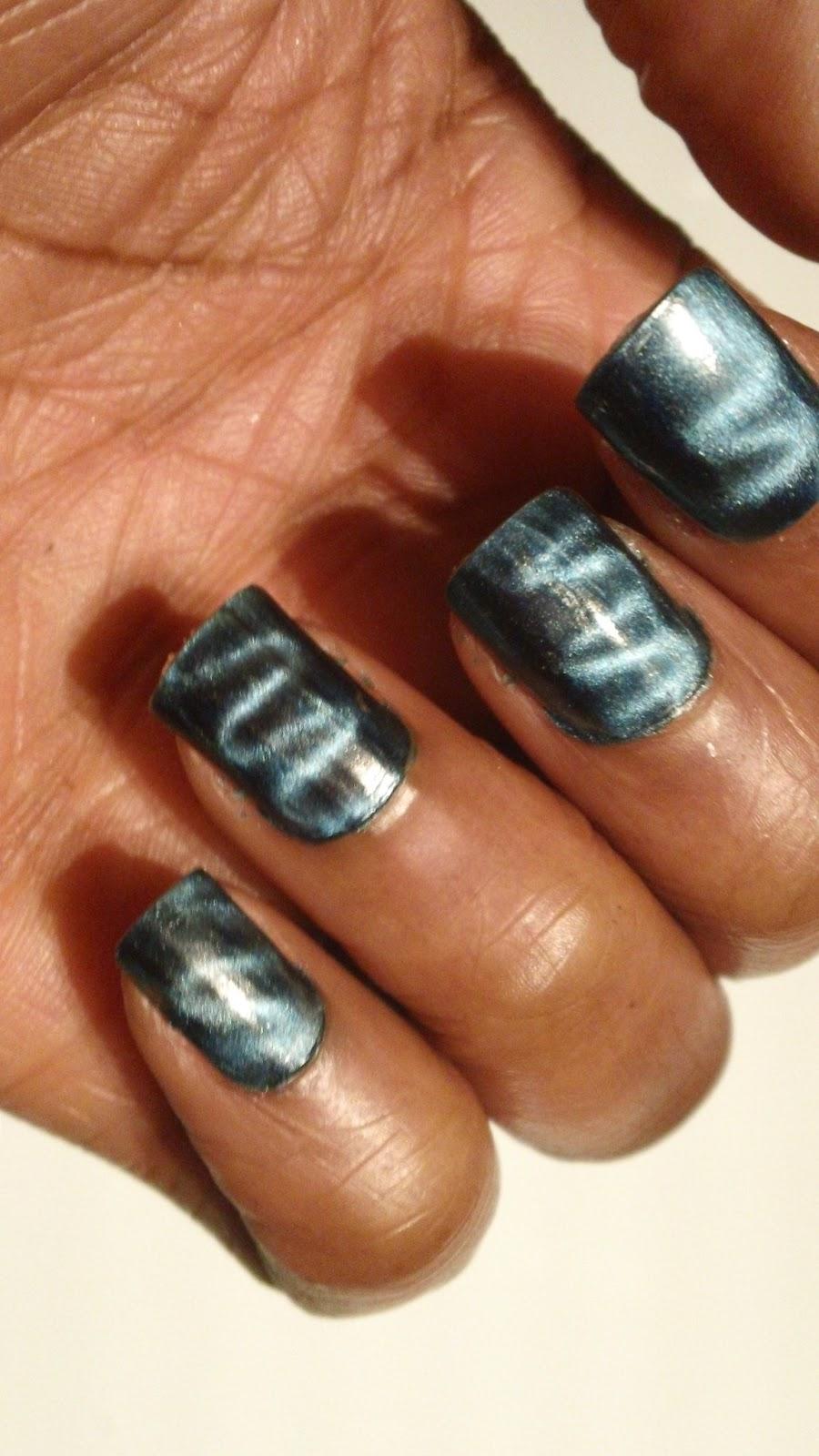 MUA Metallic Nail Polish, Mayfair