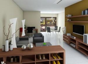 10 inspirasi design ruang tamu minimalis 2013 - inspirasi