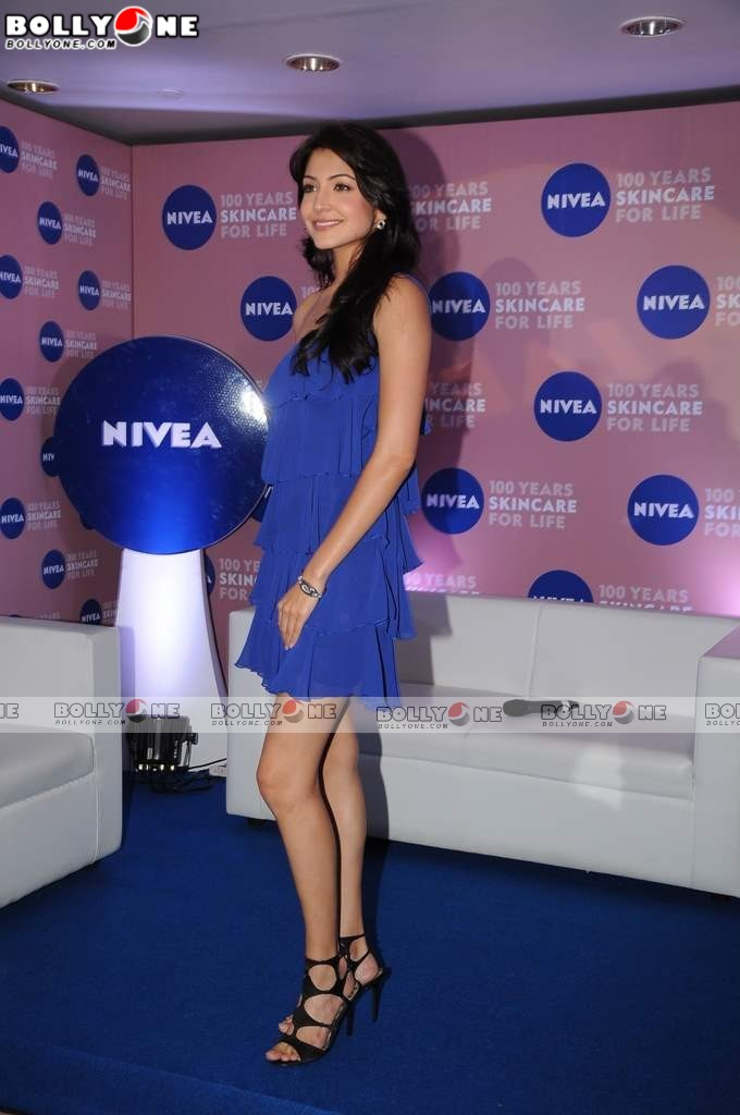 Sweet Anushka Sharma at Nivea 100 years event