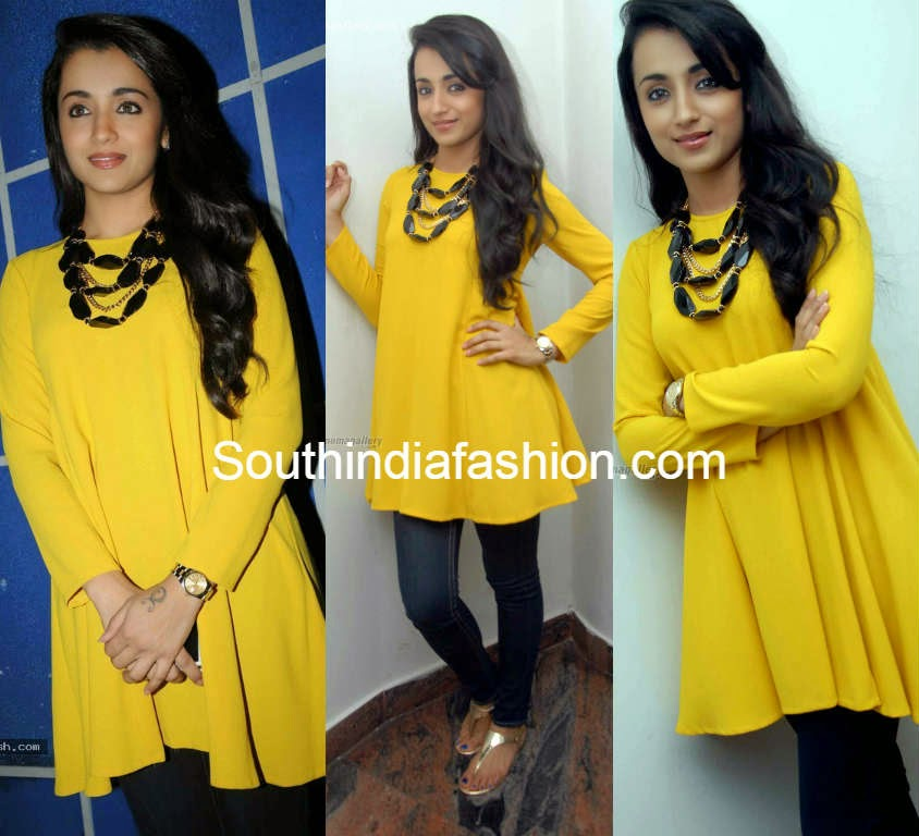 trisha at power press meet