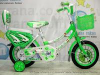 Sepeda Anak Sofia Mini 12 Inci