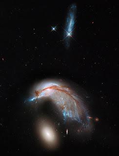 Группа галактик Arp 142