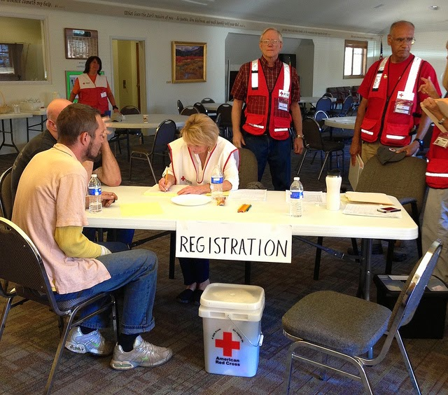 Red cross registration | Tips For Sheltering In Place