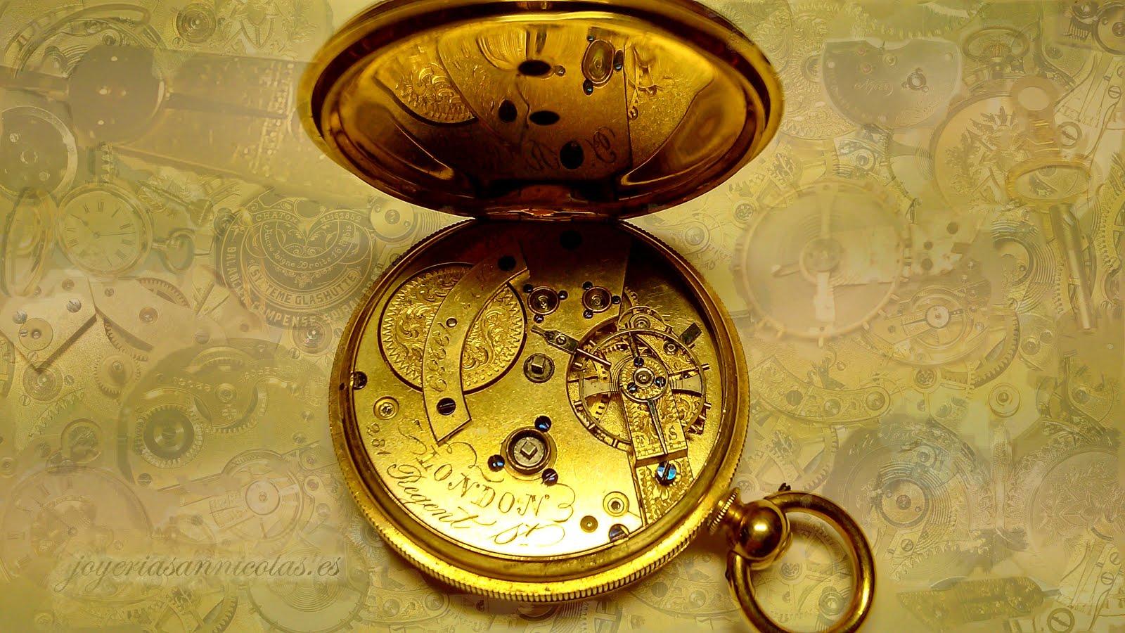 Taller De Reparación Y Restauración De Relojes Antiguos Mecánicos A