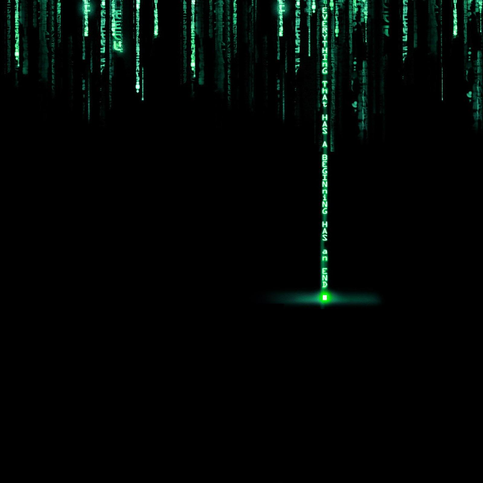 Animated Matrix Wallpaper - Animated Wallpaper Windows 7