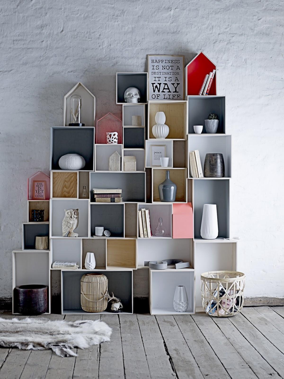 Идеи для дома: варианты оформления книжных полок - страница .