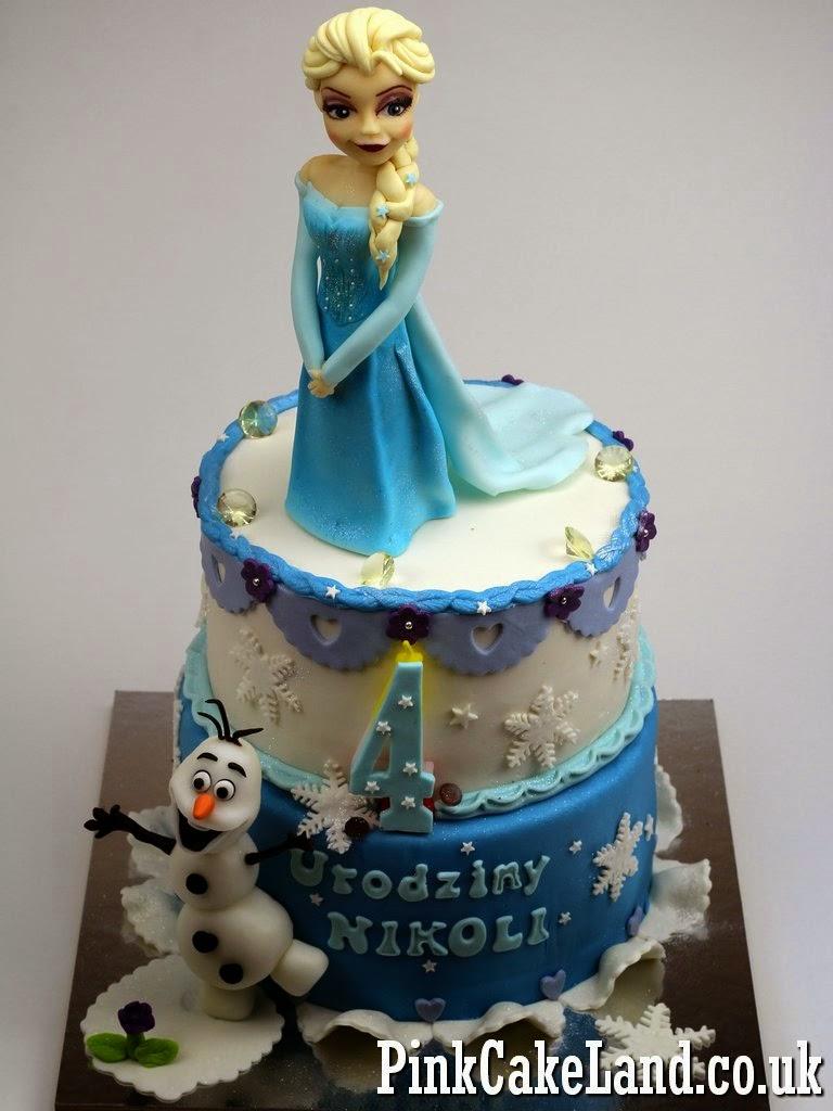 Frozen Cakes in London: Frozen Cakes in Chelsea