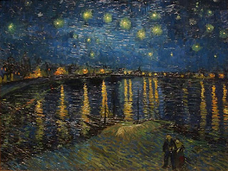 Van Gogh 'Starry-Night' - Dreams & Reality Exhibition, National Museum of Singapore