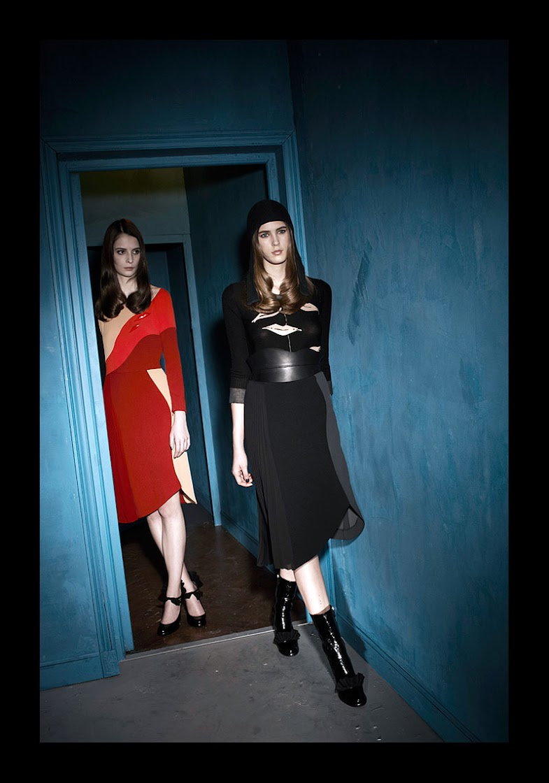 Sonia Rykiel Autumn/winter 2012/13 Women's Collection