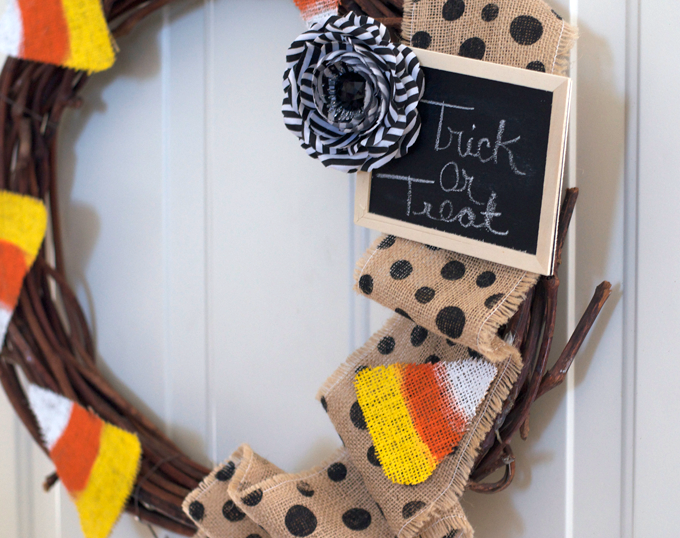 Candy-corn-wreath-burlap