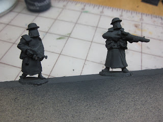 In Her Majesty's Name Immortal Battalion on the Workbench