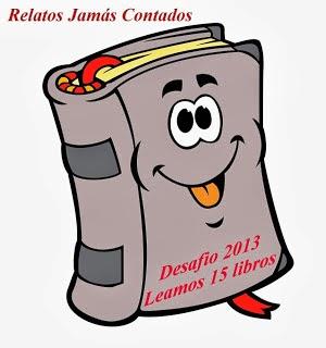"""Desafío 2013 """"Leamos 15 Libros"""""""