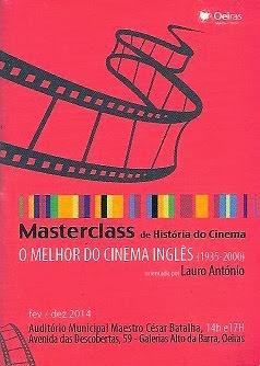 O MELHOR DO CINEMA INGLÊS (1935-2000)