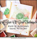 World of Watercolors Blog Hop