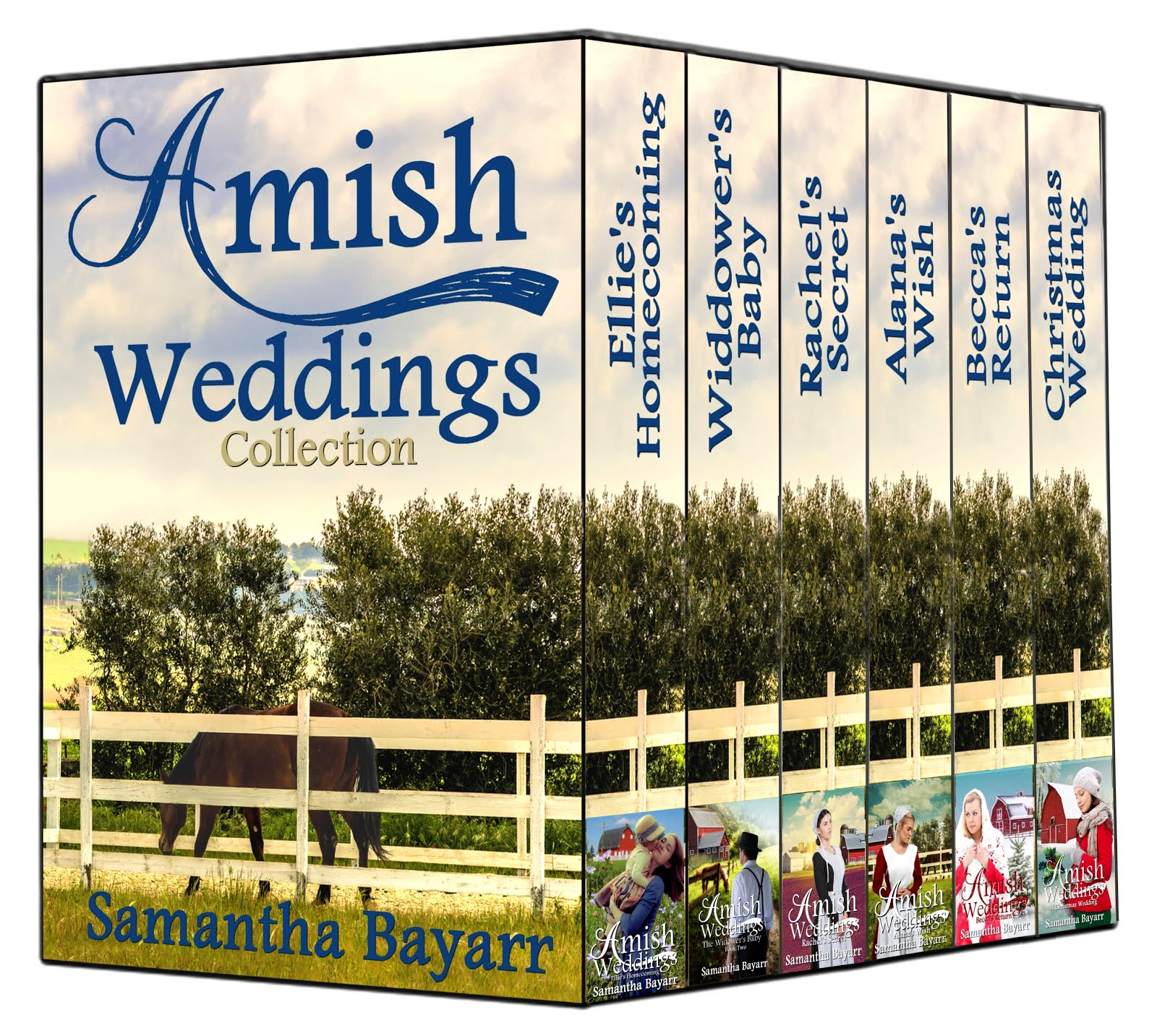 Amish Weddings Collections