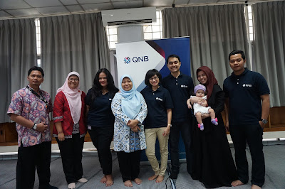 motivasi qnb, motivator muda, motivator nasional, motivator perbankan, motivator islami, training motivasi, edvan m kautsar