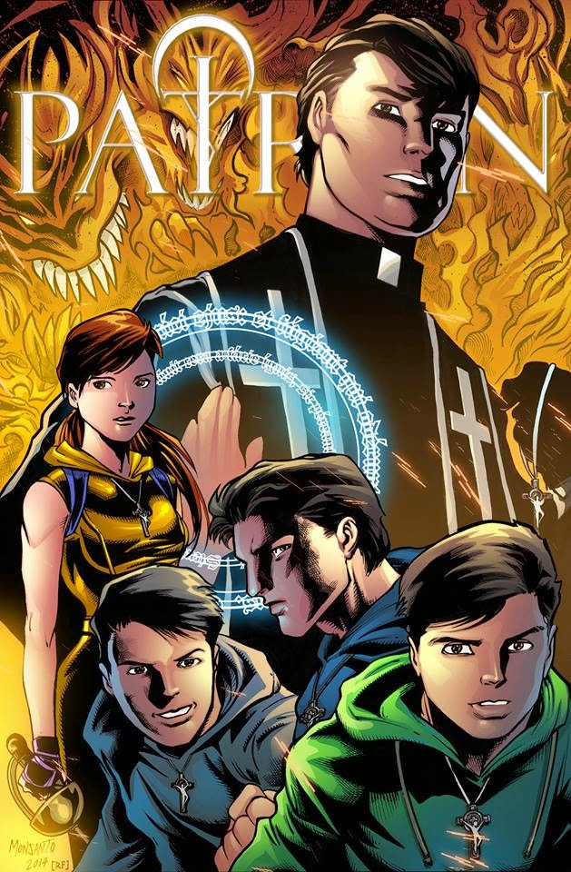Patron Comics