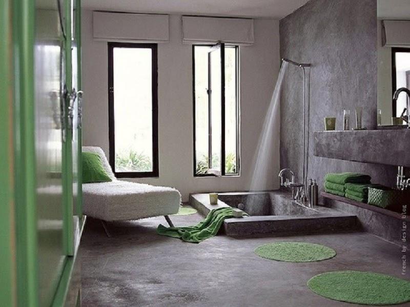 kamar mandi mungil sederhana gambar rumah minimalis