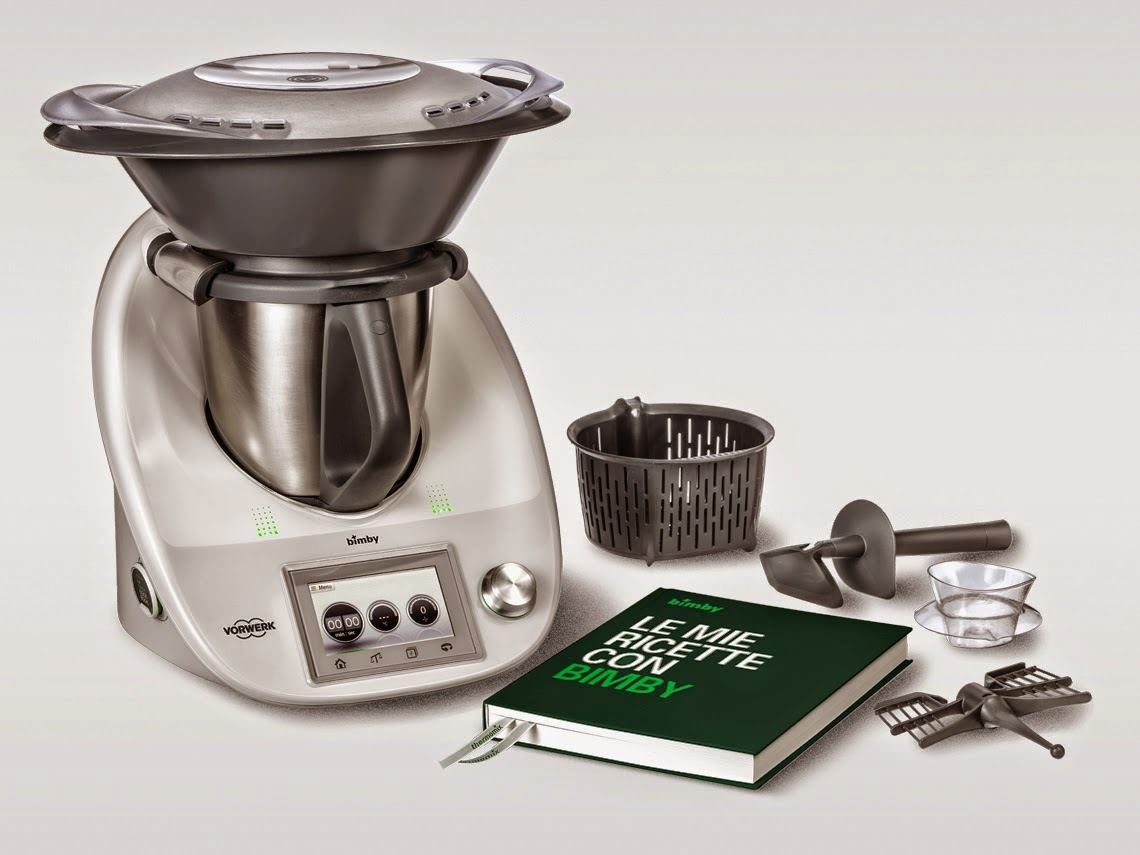 Settembre 2014 ricette bimby tm5 ricettario completo - Prezzo del folletto nuovo ...