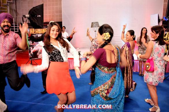 , Kareena Kapoor 'taarak Mehta Ka Ooltah Chashmah' Stills