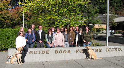 Alaska Airlines employees at GDB's Oregon campus
