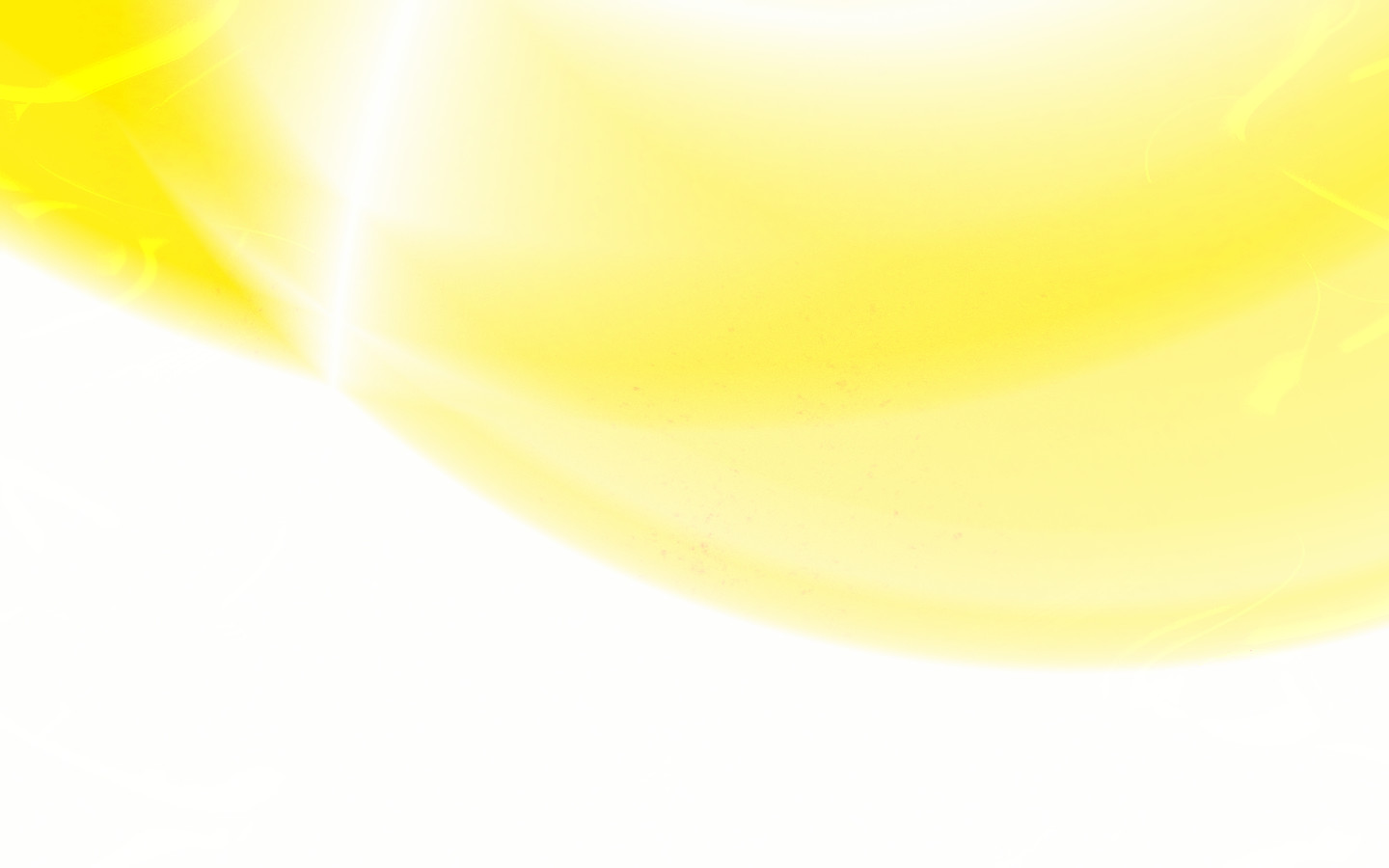free abstract yellow background