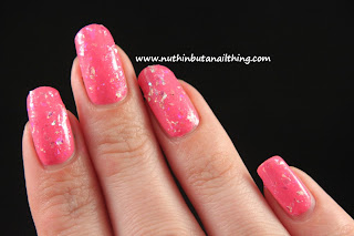 Models Own Splash Collection Swatches Pink Paradise