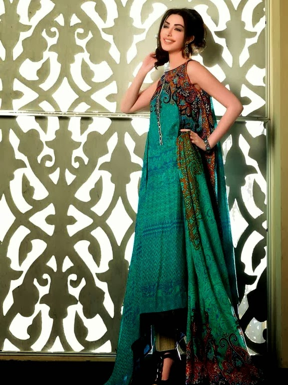 Latest Gul Ahmed Prima Lawn Collection