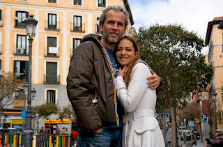 Guillermo Toledo Sandra Collantes actor actriz historias lavapies