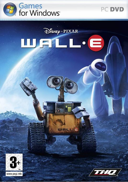 Wall.E Full Version PC Game Download