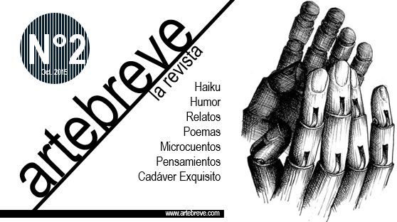 ¡Ya disponible! artebreve 02