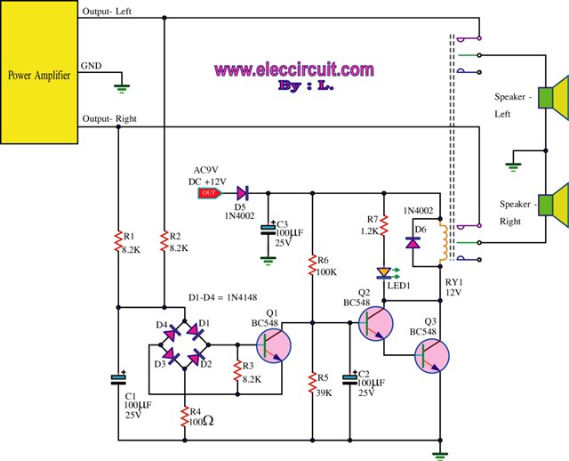 how to turn a 12v relay on at 10.8v circuit